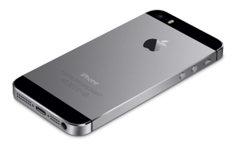 iPhone 5s фото - Space Grey
